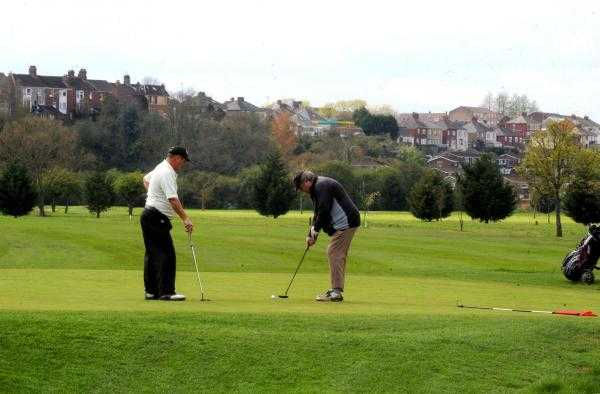 A view from Caerleon Golf Course (Southwalesargus)