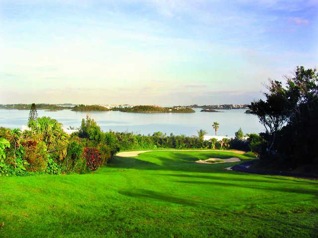 Belmont Hills Golf Club, Warwick, Bermuda