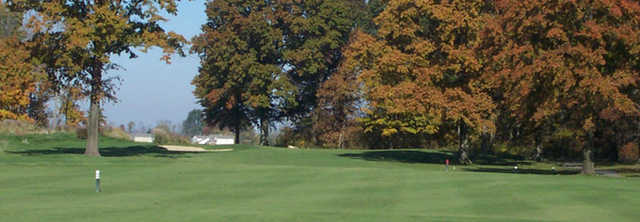 A view from Westchester Golf Course