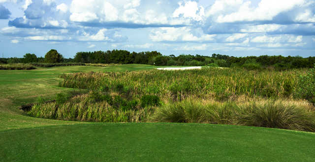 ChampionsGate CC: View from 2nd tee