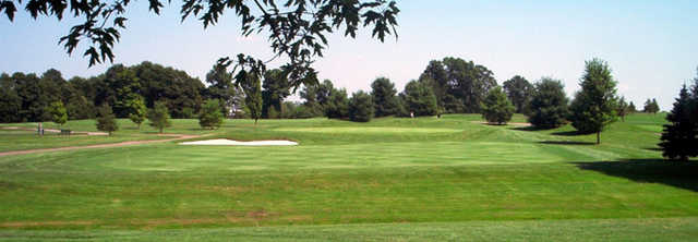 A view from Sable Creek Golf Course