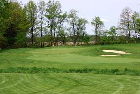 A view from Clover Valley Golf Club