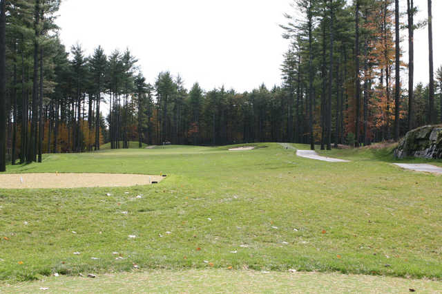 A view from tee #7 at Quail Ridge Country Club