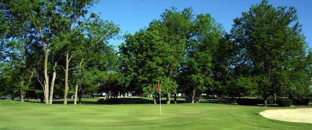 A view from Foxfire Golf Club