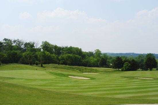 A view of green at Indian Ridge Golf Club
