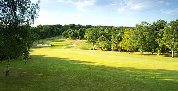 Hadley Wood GC: View from #13