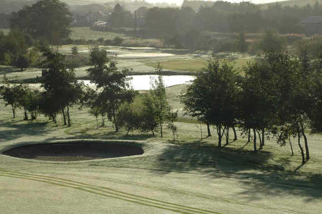 View from Insch Golf Club