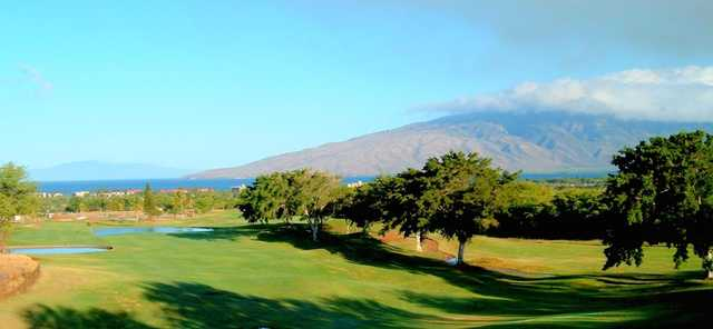 Maui Nui GC: View from #15