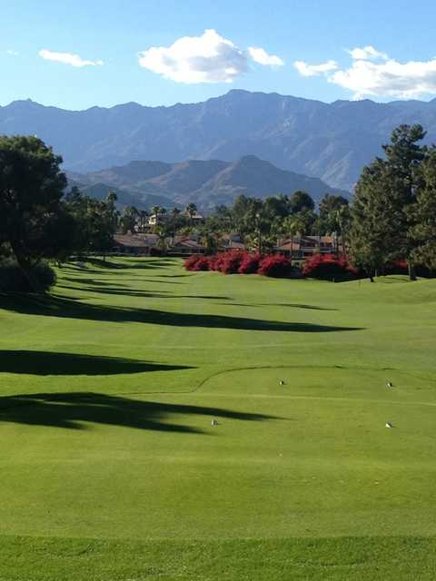 View from Rancho Mirage CC