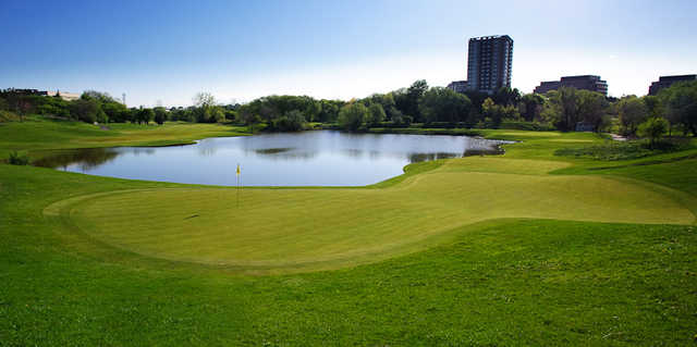 View from Royal Woodbine GC