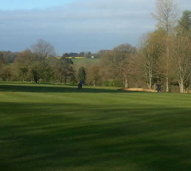 View from Alton GC
