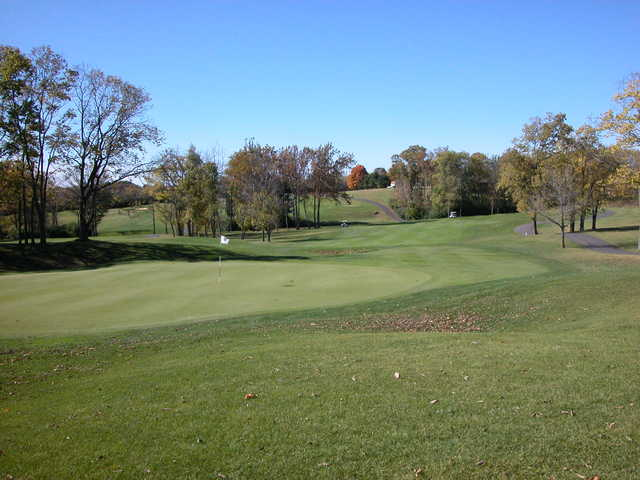 View from Pipestone GC