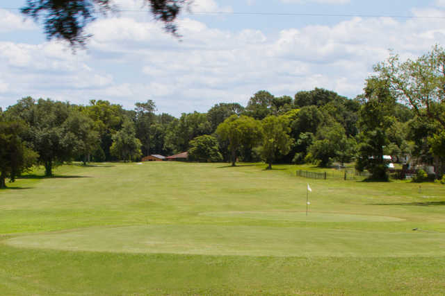 A view of a green at Keystone Golf & Country Club
