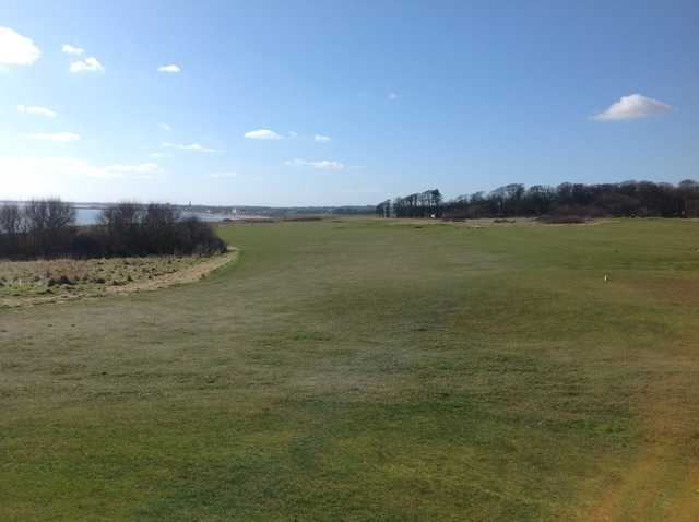 A look at the 16th hole at Bridlington Links