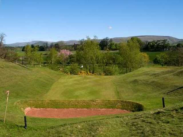 The signature 'Bell Hole' at Appleby Golf Club