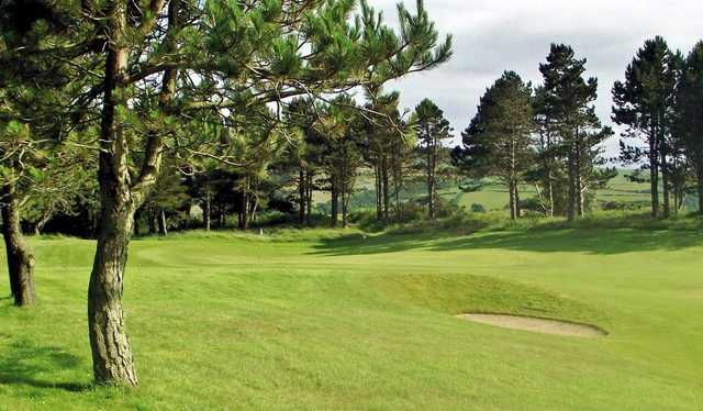 Greenside at Peel Golf Course