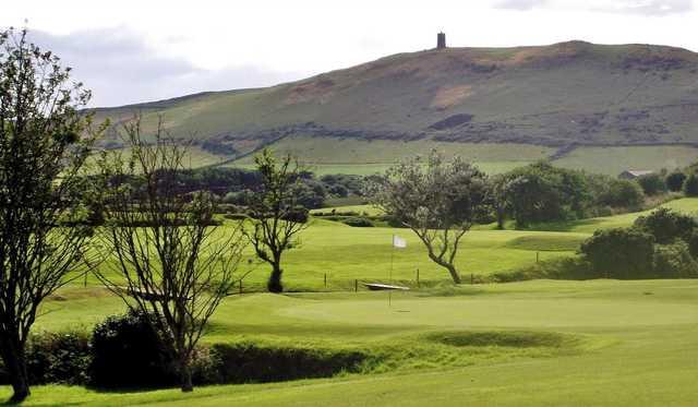 Greenside at Peel Golf Club
