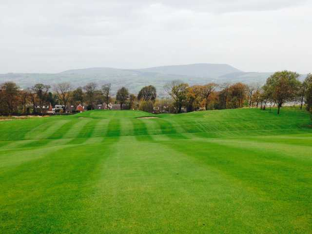 A look at the 11th green on the Marsden Park Golf Course