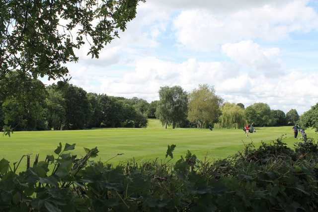View from Gatley GC