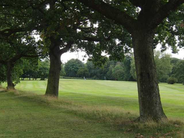 The 7th hole at Gatley Golf Club