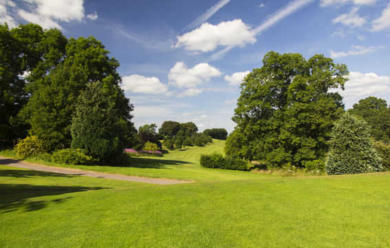 3rd hole on the Tiverton Golf Course