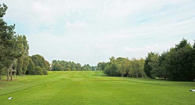 View from the 16th green at Billingham Golf Club