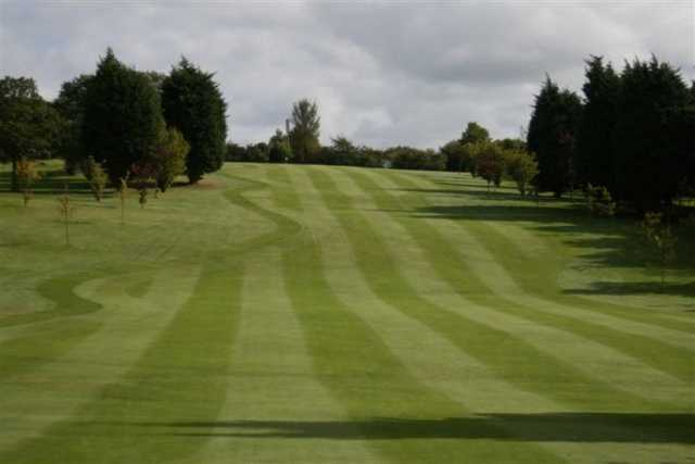The view from the 4th fairway at Bangor Golf Club