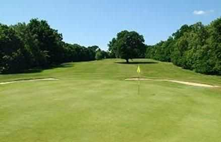 A look back at the 7th at Enfield Golf Club