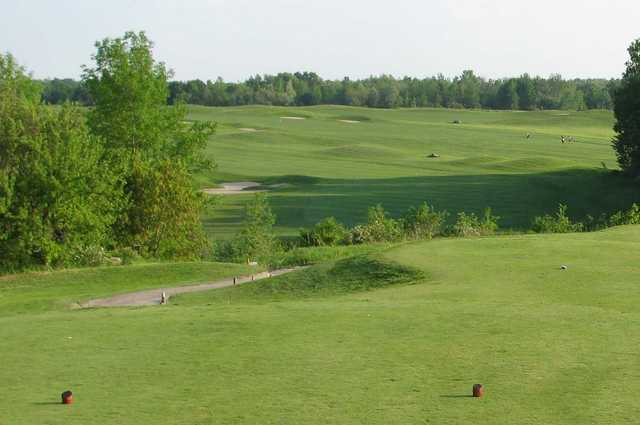 View from Heritage Hills GC
