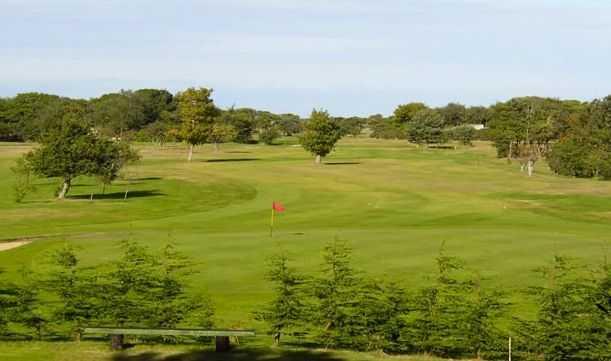 The parkland course at Garmouth & Kingston