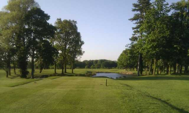 View Middleton Hall GC
