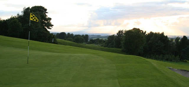 A look at the 5th hole at Linlithgow Golf Club