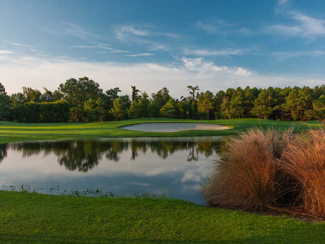 View of the 6th hole at The Pointe Golf Club