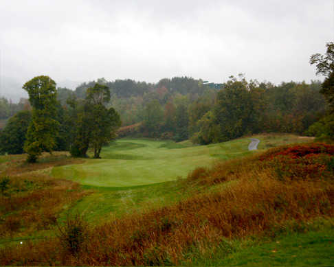 View from Hockley Valley GC's 13th hole