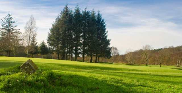 View from Turriff Golf Club
