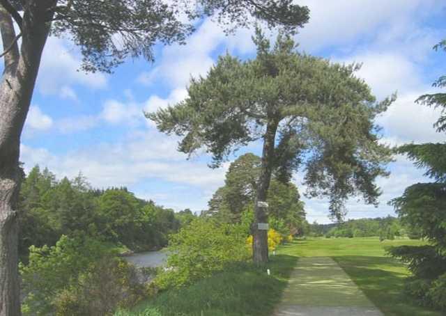 Stunning settings at Banchory Golf Club