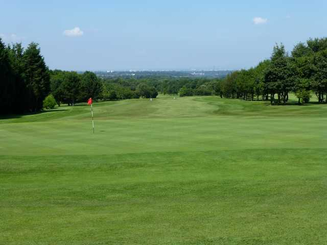 View from the 15th at Marple Golf Club
