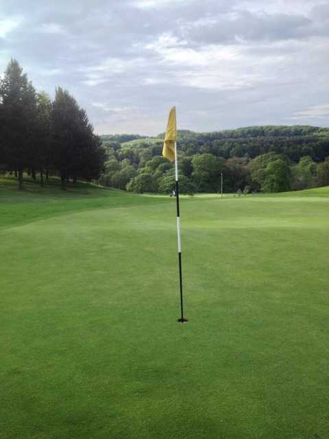 Great greens at Beamish Park Golf Club