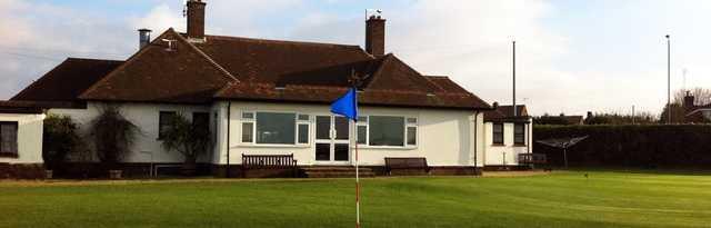Westgate & Birchington clubhouse