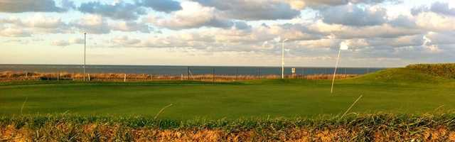 Fantastic greens and surrounds at Westgate & Birchington