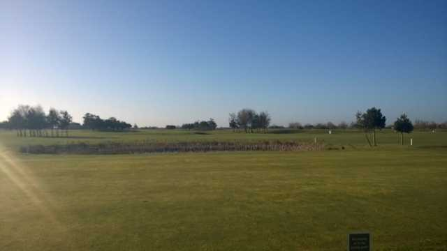 Great setting at Skegness Golf Club