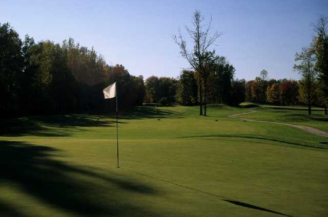 Silver Lakes GC: View from #15