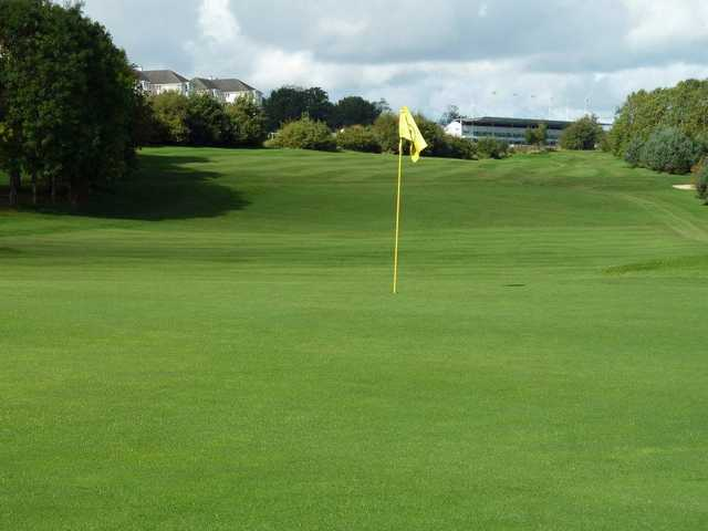 Fantastic example of fine conditions at Strathclyde Park on the 9th