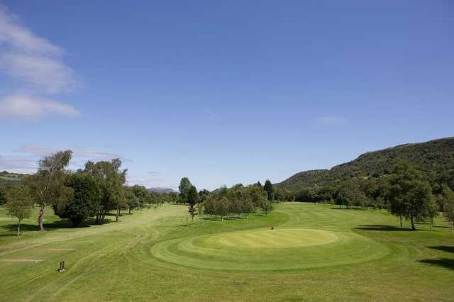Stunning conditions at Mond Valley Golf Club
