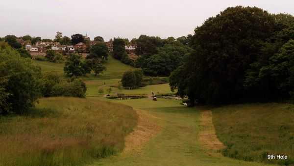 Fantastic surroundings at Hawarden Golf Club