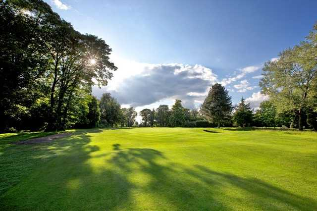 The course at Peterborough Milton Golf Club in terrific condition all year round.