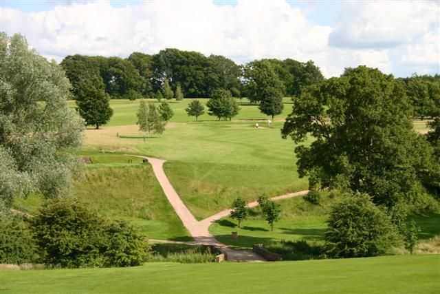 Surroundings at Stoke Rochford Golf Club