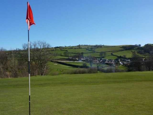 Stunning surroundings viewed from well kept greens at Silver Birch