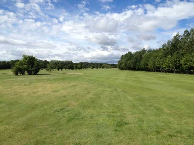 Well-kept fairways at Mersey Valley Golf and Country Club