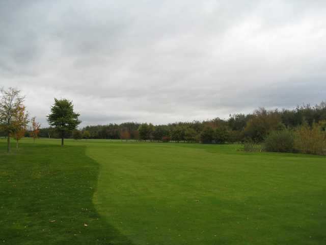 A view of the 3rd hole at Mersey Valley Golf & Country Club